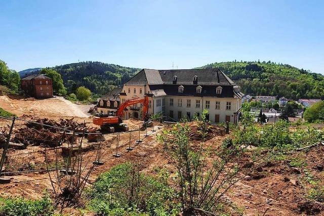 Die Corona-Krise verschont Lahrs größtes Wohnbauprojekt
