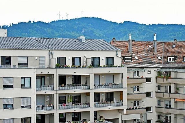 Bauverein Breisgau will nach Kritik auf Mieterhöhungen verzichten
