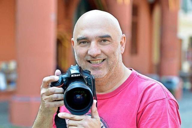 BZ-Fotojournalist ist auch in der Corona-Zeit in Freiburg unterwegs