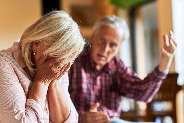 So können Männer Gewalt in Beziehungskonflikten vermeiden