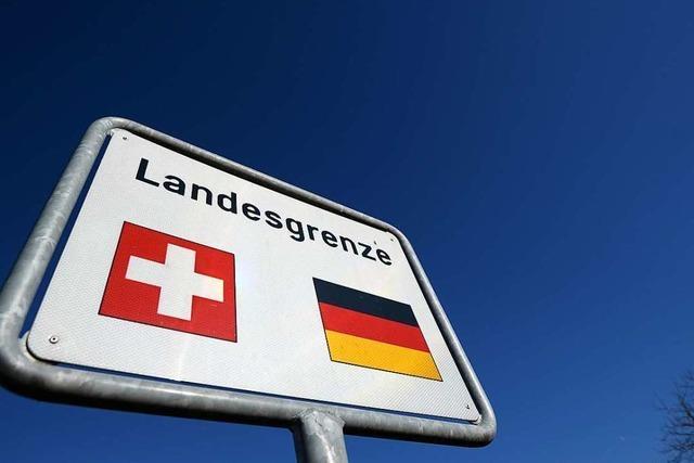 Wenn ein Virus deutsch-schweizerische Liebespaare trennt
