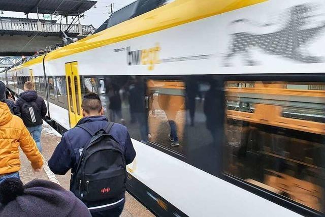 Ab Mittwoch fahren wieder mehr S-Bahnen nach Freiburg
