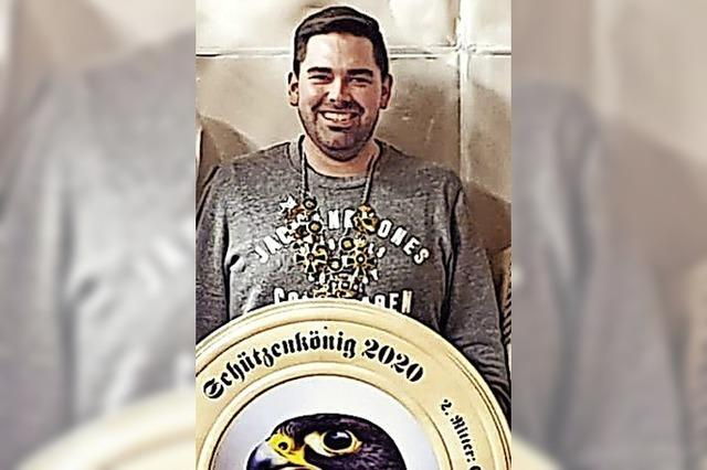 Wihler wieder Schützenkönig