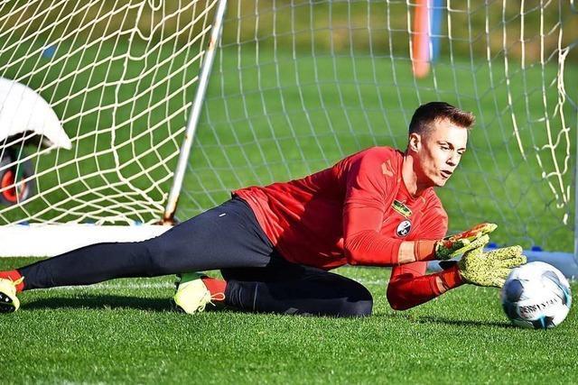 SC-Keeper Alex Schwolow: