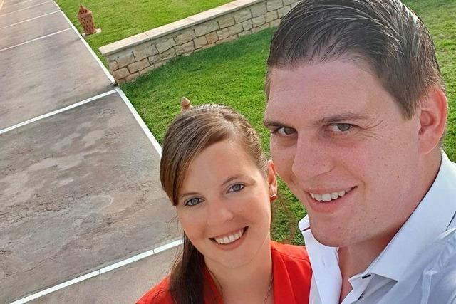 Paar aus Orschweier liefert Ostermenü vor die Haustür