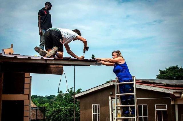 Laufenburgerin besucht Lebenshaus in Uganda