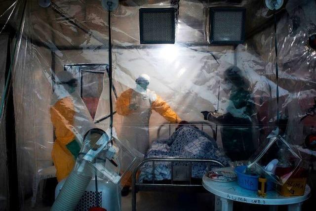 Das Ebola-Virus im Kongo ist zurück