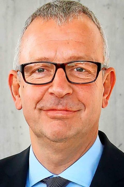 Christoph Münzer,  Hauptgeschäftsführe...weiten Umsatz von 75 Milliarden Euro.   | Foto: WVIB