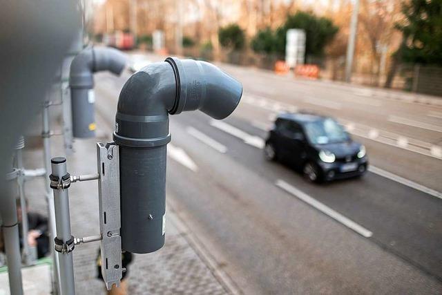 Landesregierung will weitere Dieselfahrverbote aussetzen