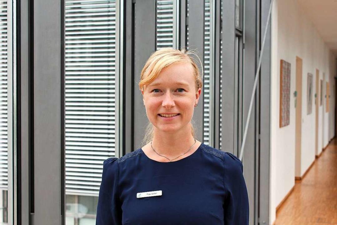 Isabella Vetter war Breisgauer Weinpri...2015 zur Badischen Weinkönigin gekürt.  | Foto: Stadt Emmendingen