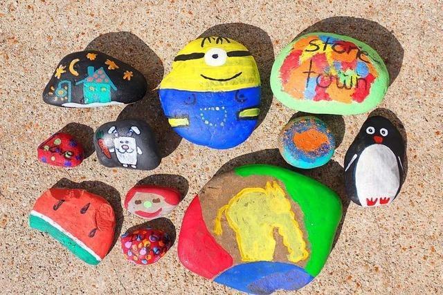 Corona macht kreativ: Steinenstadt wird zu Stonecity
