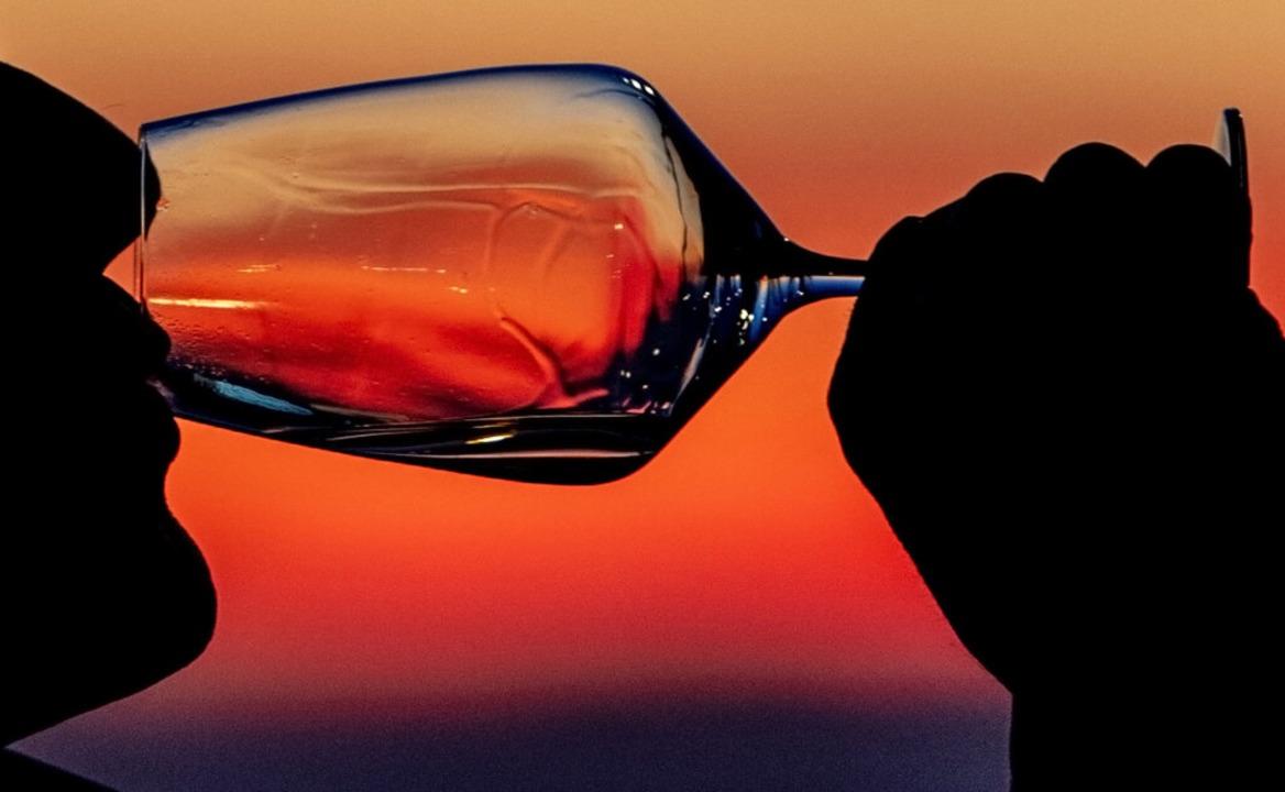 Am Freitag werden Isabella Vetter und ... das erste Mal online Weine verkosten.  | Foto: Patrick Seeger