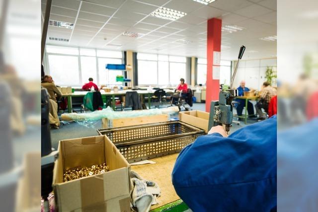 Wie Menschen mit Behinderungen trotz Corona arbeiten