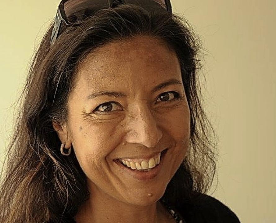 Geschäftsführerin Carmen Blust   | Foto: privat