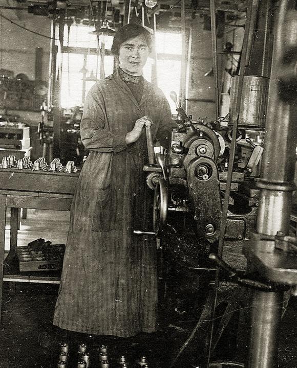 Bis zum Kriegsende nutzte die Wehrmach... Warenlager sowie als Munitionsfabrik.    Foto: Roland Weis
