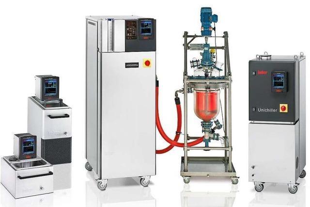 Kältetechnik aus Offenburg wird bei der Suche nach einem Corona-Impfstoff eingesetzt