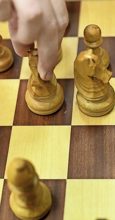 Gibt es diese Runde noch eine Rückkehr ans Schachbrett?  | Foto: Patrick Seeger