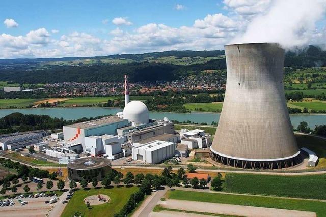 Schweizer Atomkraftwerke fahren einen unterschiedlichen Corona-Kurs