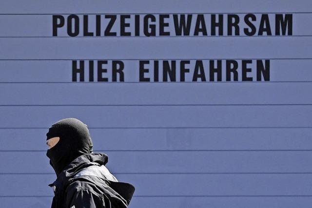 Fünf Dschihadisten in U-Haft