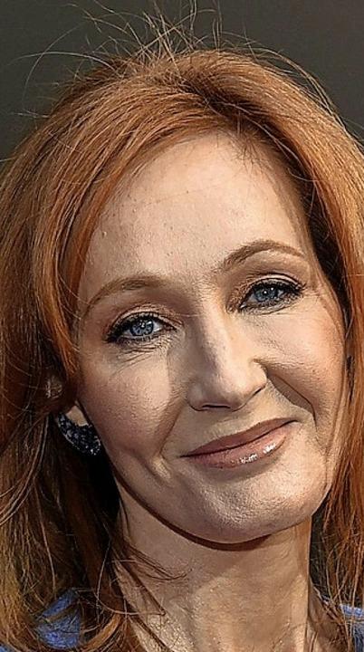 J. K. Rowling    Foto: Evan Agostini (dpa)