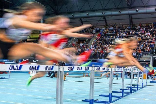 Leichtathletik-Guru mit Phantomschmerz