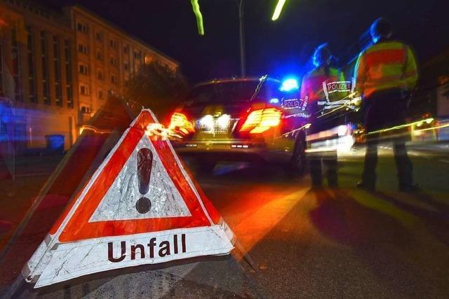 In Lörrach und Steinen gab es 2019 weniger Unfälle