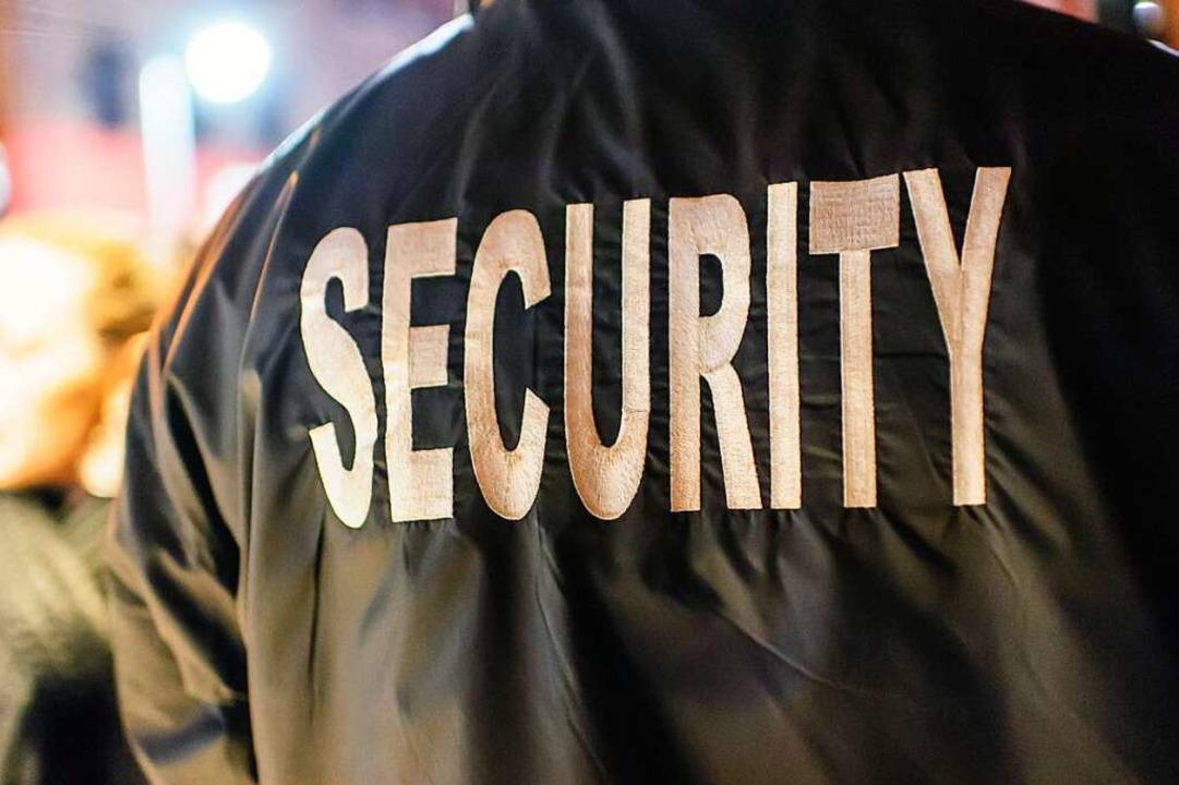 Aufträge Sicherheitsdienst