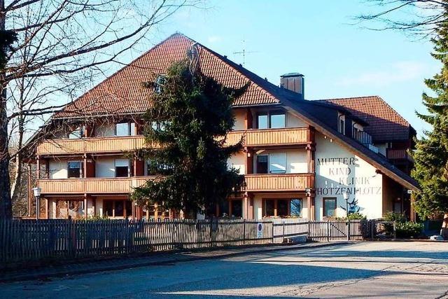 Schutzschirm jetzt auch für die Hotzenplotzklinik in Rickenbach