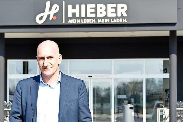 Dieter Hieber: