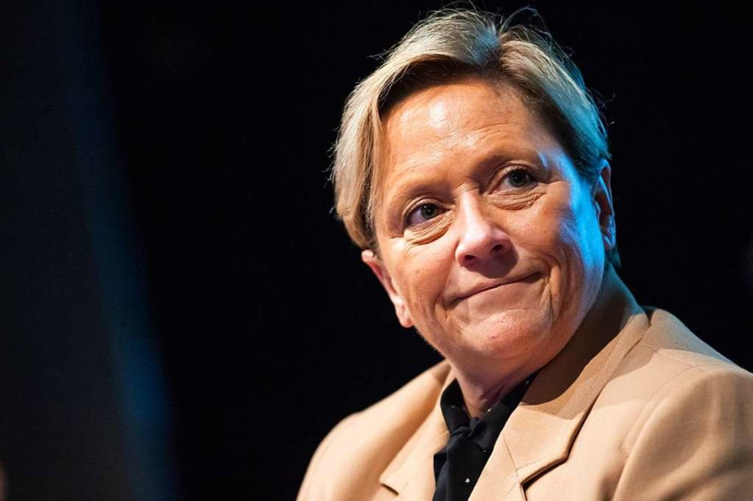 Susanne Eisenmann  | Foto: Tom Weller (dpa)