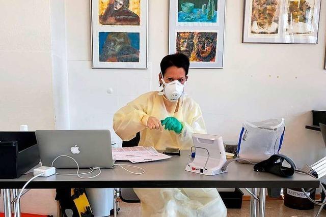 Hausärzte in Freiburg-Hochdorf haben Infektsprechstunden eingerichtet