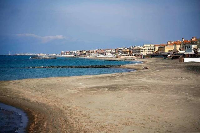 Italien will die Strandsaison retten – mit teils skurrilen Ideen