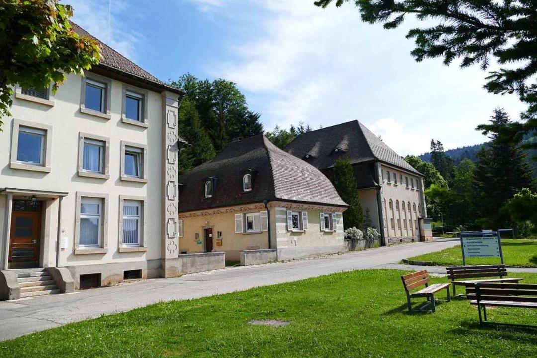 Das Verwaltungsgebäude der Rehaklinik Malsburg-Marzell  | Foto: Victoria Langelott