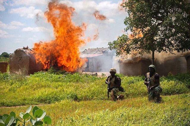 Dschihadisten in Afrika nutzen die Pandemie für ihre Zwecke