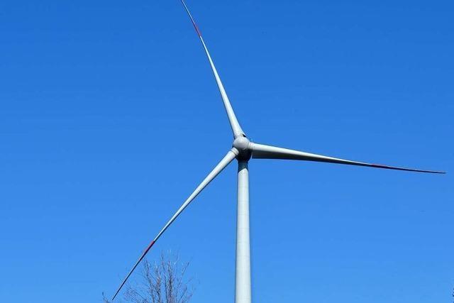 Auf dem Rotzel gehen bald die ersten Windräder ans Netz