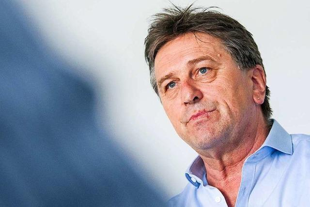 Ermittlungen gegen Baden-Württembergs Sozialminister Lucha