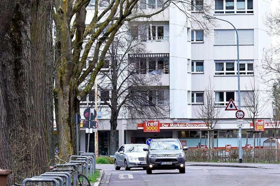 Auf Höhe der Markgrafenstraße 93  in F...s gesicht verletzt haben (Archivbild).    Foto: Thomas Kunz