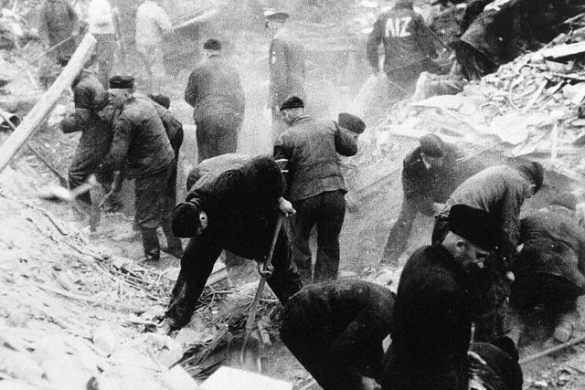 10.000 Zwangsarbeiter haben im Krieg in Freiburg gelitten