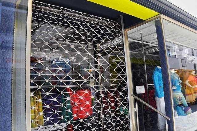 Im Wiesental können alle Einzelhändler ihre Läden wieder öffnen