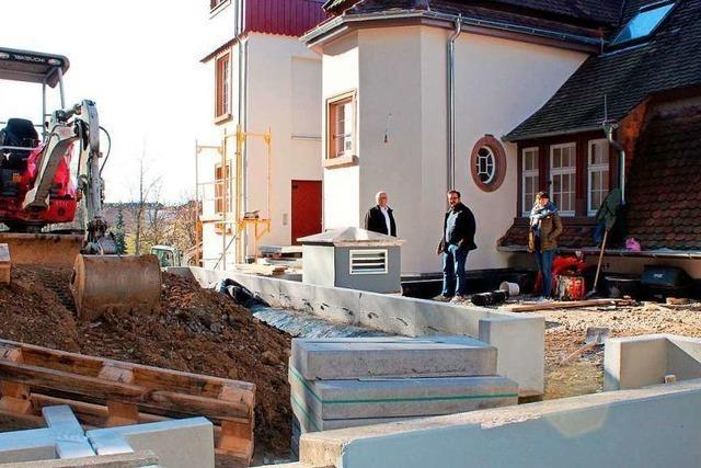 Sanierung des Jugendzentrum ist abgeschlossen – geöffnet wird später