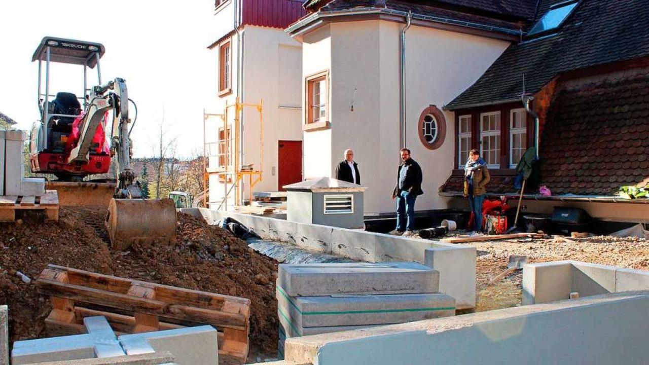 Neuer Glanz für ein altes Haus: Das Ju... mehr als zwei Millionen Euro saniert.  | Foto: Stadt Emmendingen
