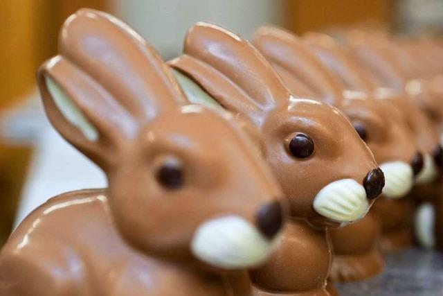Schokolade schmelzen: So verwerten Sie überschüssige Osterhasen