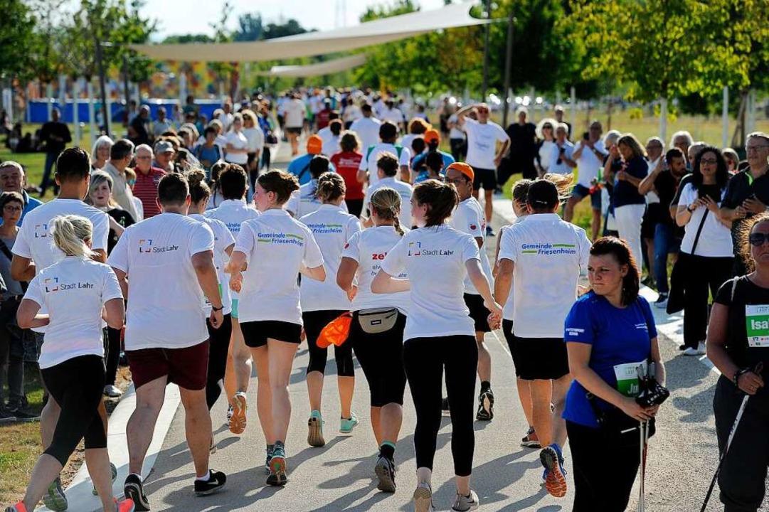 Im Oktober wollen sie wieder laufen: D...rd  wegen der Corona-Krise verschoben.  | Foto: Pressebüro Schaller