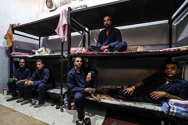 In iranischen oder ägyptischen Kerkern schützt nichts vor dem Virus