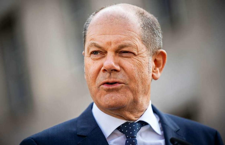 Einer der handelnden Politiker der Stu...: SPD-Bundesfinanzminister Olaf Scholz  | Foto: Michael Kappeler (dpa)