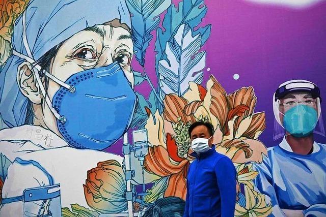 Zahlen in Wuhan korrigiert: 1290 Tote mehr als bisher berichtet