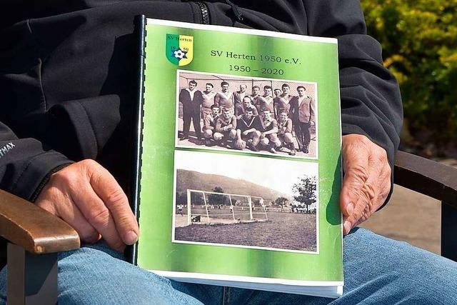 SV Herten stellt 70-Jahr-Chronik im Netz zur Verfügung