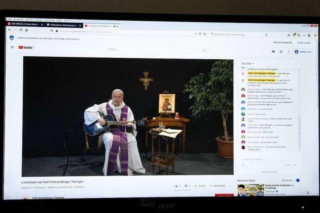 Jeden Sonntag Livestream
