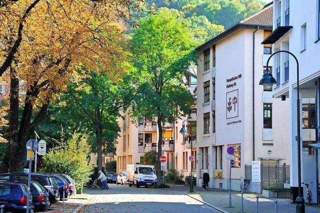 Evangelisches Stift Freiburg schafft durch Abriss Platz für neues Pflegeheim