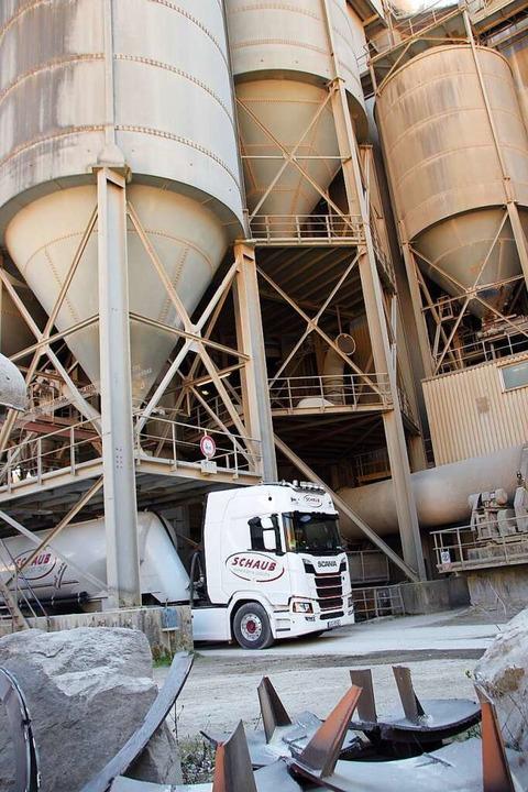 Produktion in Krisenzeiten im Minerals...almehl für die Futtermittelproduktion.  | Foto: Mario Schöneberg